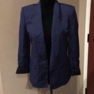 NWOT Zara Woman - Blue Blazer